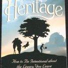 Your Heritage - self-help book by J. Ottis Ledbetter and Kurt Bruner social spiritual emotional book