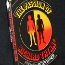 The Passion of Richard Thynne hardcover novel - fiction drama literature book by Peter Ritner