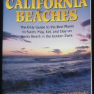 California Beaches - travelers travel book vacation visitors lodging resorts campgrounds California