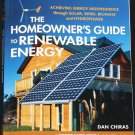 The Homeowner's Guide to Renewable Energy book by - environment house resurces earth