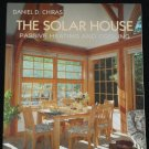 The Solar House  - book home improvement book - passive heating and cooling Daniel D. Chiras