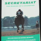 Secretariat The Making of a Champion - horse racing Triple Crown winner horse race secreteriat book