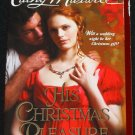 His Christmas Pleasure - romance love story passion paperback book Cathy Maxwell - romantic reading