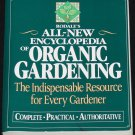 Organic Gardening book - vegetable gardening book for garden growing vegetables tips planting book