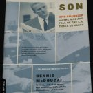 Privileged Son Rise and Fall of The L.A. Times Dynasty McDougal Los Angeles newspaper business book