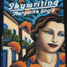 Skywriting - political fiction adventure novel story - politics fiction book Margarita Engel - ingle