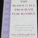The McDougal Program for Women - healthy plan female body - living life health tips book prevention