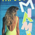 Miami - novel hardcover book  - literary fiction book by Pat Booth
