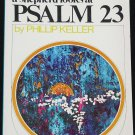 A Shepherd Looks At Psalm 23 - paperback book by Phillip Keller - Christian religious religion book