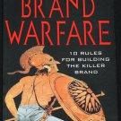 Brand Warfare - business paperback book - companies business branding marketing book