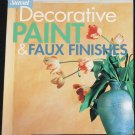 Decorative Paint & Faux Finishes - home decorating book interior home decor interior design book