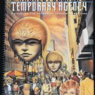 Temporary Agency - fantasy novel story hardcover book by Rachael Pollack