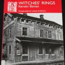 Witches' Rings - historical fiction novel by Kerstin Ekman - 19th century Sweden story novel book
