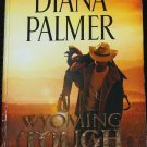 Wyoming Tough - Harlequin romance love story novel paperback book by Diana Palmer
