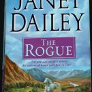The Rogue - romance book love story passion novel paperback book by Janet Dailey