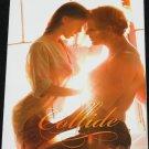 Collide romance book - passion story paperback - Megan Hart romantic passionate love fiction book