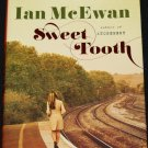 Sweet Tooth - suspense spy novel thriller espionage novel hardcover book by Ian McEwan
