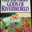 Gods of the Riverworld science fiction novel adventure mystery hardcover book Phillip Jose Farmer