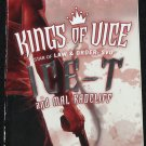 Kings of Vice - Ice-T crime gangster novel - gangs gangsters story fiction paperback book