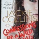 Confessions of a Wild Child Jackie Collins - Lucky Santangelo novel mafia crime book novel read