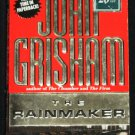 The Rainmaker - legal thriller novel by John Grisham - fiction suspense novel paperback book