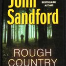Rough Country - mystery suspense novel book by John Sandford investigator Virgil Flowers novel book