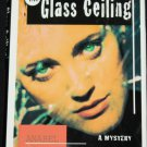 Glass Ceiling - mystery thriller novel hardcover book by Anabel Donald