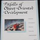 Pitfalls of Object-Oriented Development - OOD program programming computer book Bruce F. Webster