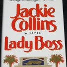 Lady Boss - by Jackie Collins  glamorous fiction Hollywood drama Lucky Santangelo series novel book