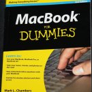 MacBook For Dummies - Macintosh computer instructional edicational reference mac book for dummies