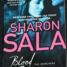 Blood Stains paperback pb book novel by Sharon Sala
