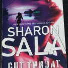 Cut Throat - paperback novel book by Sharon Sala