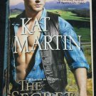The Secret romance novel paperback pb book by Kat Martin