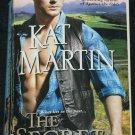 The Secret romance novel paperback pb book by Kat Martin