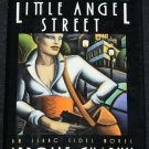 Little Angel Street crime fiction novel by Jerome Charyn hardcover book