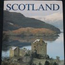 Scotland - history & pictorial - for home office business lobby coffee table reading book