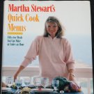 Martha Stewart cookbook recipes - cooking meals dishes - cook food ingredients instructions book