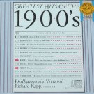 Greatest Hits of the 1900s - classical classic - music on cd - compact disc