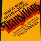 Transitions - coping self-help professional personal help book paperback