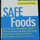 Safe Foods - eating choices good health nutrition - paperback book by Deborah Mitchell