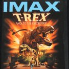 IMAX T-Rex Back To The Cretaceous dinosaurs dvd movie science history computer dinosaurs dvd