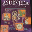 Ayurvida - Holistic Approach to Longevity paperback book