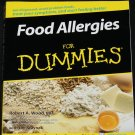 Food Allergies for Dummies book Robert A. Wood MD medical allergic illness reference book