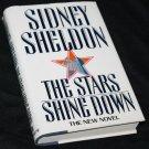 Stars Shine Down suspense romance novel book by Sydney Sheldon sidny shelton