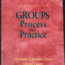 Groups Process and Action - psychology psychological therapy book by Marianne Schneider Gerald Corey