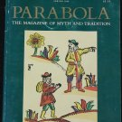 Parabola - Magazine of Myth and Tradition - Spring 1989 Disciples & Disciplines quarterly magazine