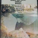 New Tchaikovsky Romeo and Juliet Hamlet Maazel classical Vienna Philharmonic Orchestra cassette