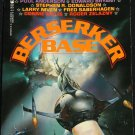 1985 Berserker Base sci-fi alien science fiction space adventure fantasy paperback novel book