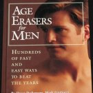 Age Erasers for Men book - health cosmetic hardcover book