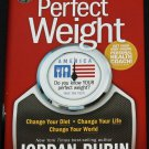 Perfect Weight Change Your Diet Change Your Life lose weight loss fat eat trim book Jordan Rubin